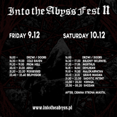 into the abyss fest m