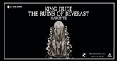 king dude the ruins of beverast caronte trasak m