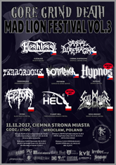 mad lion fest vol3 posterf m