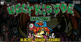 ugly kid joe - paradygmat plakath m