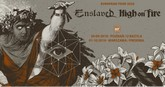 enslaved high on fire plakat m