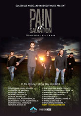 pain of salvation plakat 2 m