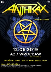 anthrax plakate m