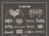dark easter metal meeting 2019m m