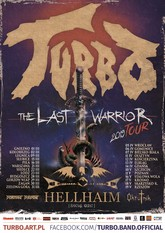 turbo the last warrior tour poster online m