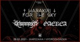 harakiri for the skyazq m