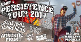 persistence tour 22017 m