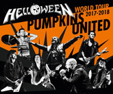 pumpkins united world tour 2017-2018 m