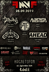 female metal voices festival vol4 plakat m