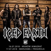 iced earth plakat m