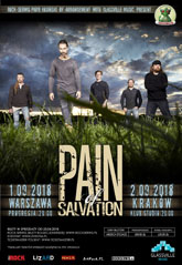 pain of salvation plakat m